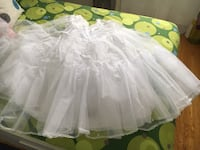Tulle hoopless bridal  Mississauga, L4T 4A4