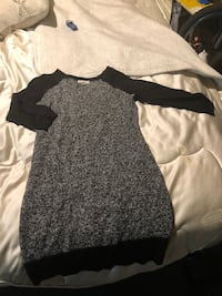 gray and black long-sleeved dress Concord, 94520