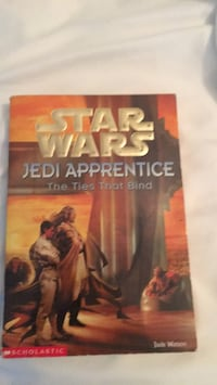 used star wars jedi apprentice Frederick, 21704