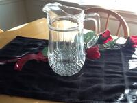 Diamond-Cut Pitcher NEWHOLLAND