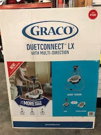 Graco Duetconnect swing and bouncer Bristow, 20136
