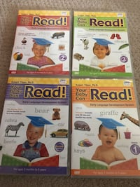 Your Baby can read dvds Millbury, 01536