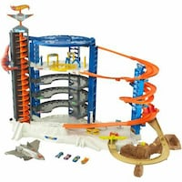 Hot Wheels Super Ultimate Garage Play Set   Accessories Tempe