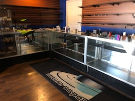 Retail Display Cabinets (multiple) $525 Each (4 total).
