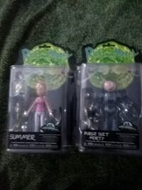 Rick and Morty action figures Linthicum Heights, 21090