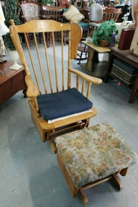 Wooden rocking chair Pharr, 78577