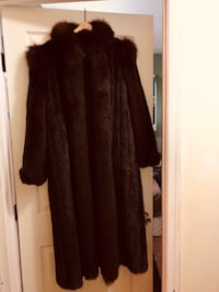 black and brown fur coat Woodbridge, 22193