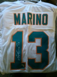 Autographed jersey Greeley, 80634
