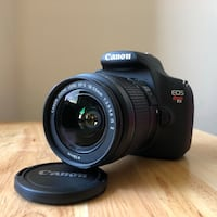 Canon t5 complete with box  Toronto, M2R