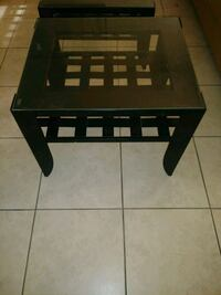 square black wooden coffee table Margate, 33063