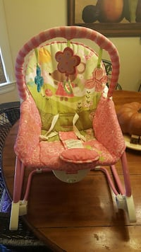 Girls Activity Chair vibrates and sings Broken Arrow, 74011