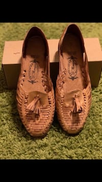 NEW Handmade Leather Huaraches from Mexico Houston, 77009