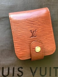 Small authentic coin pouch