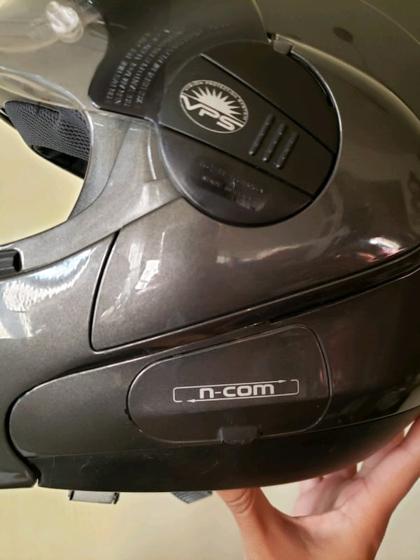 Used Nolan Motorcycle Helmet  28c76916-56cd-4d81-8b7b-d07983fe0640