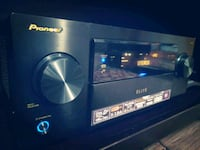 High end audio receiver Concord, 28027