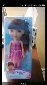 Barbie doll in pink dress Baltimore, 21220