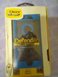 blue and black OtterBox Defender Series for iPhone Louisville, 40219