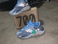 Yezzy Boost 700 Carbon Blue sz11