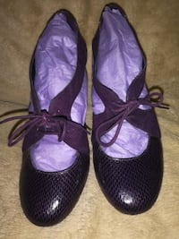 Purple Fergolicious Mary-Janes London