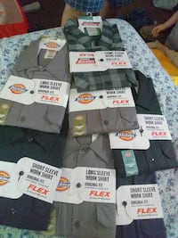 Dickies button-up shirt pack lot Tustin, 92780
