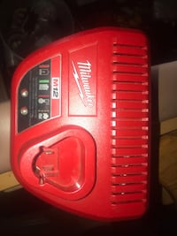 Milwaukee Battery charger?!