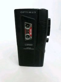 Optimus Micro-38 Two Speed Microcassette Handh
