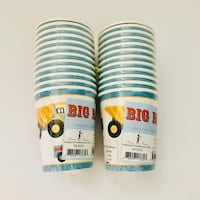 Set Big truck party cups  Round Rock, 78665