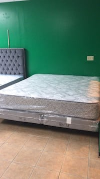 Orthopedic King Size Memory Foam Mattress And Boxspring For Sale Burrillville, 02858