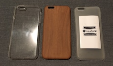 3 fundas slim iphone 6s plus