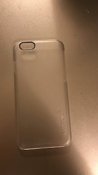 Clear protector for iPhone 7 Washington, 20011