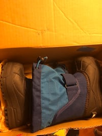 Colombia new toddler size 7 snow boots Wheeling, 60090