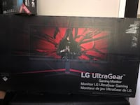 Lg ultra gear gaming monitor   Ashburn, 20147
