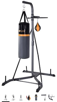 Punching bag & accessories Kennewick, 99336