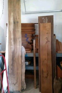 Woodworking lumber lot