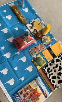 Toy Story 4 Bday decor Mississauga, L4W 2H1
