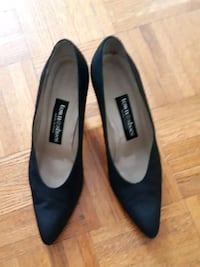 Black Heels from Town Shoes