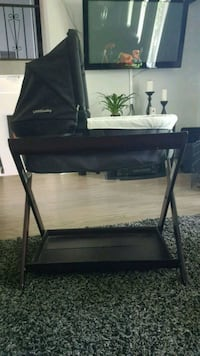 UPPABABY bassinet and stand Oakville