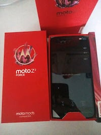 black LG Android smartphone with box Morehead City, 28557