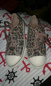 Guess shoes leopard print  Weatherford, 73096