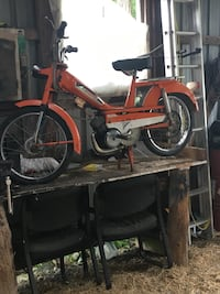 1970 mobeylet scooter