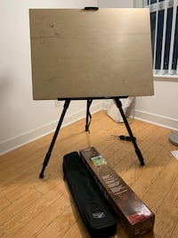 Deluxe aluminum easel (for painting,sketching and commercial display) Toronto, M1H 3J7