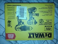 Brand new in box Dewalt drill combo DCK277C2 Vancouver, V6A 1T8