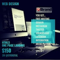 Web development Pickering