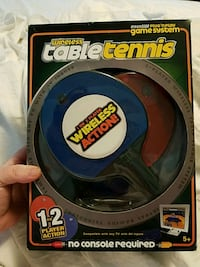Wireless Table Tennis (plug'n play game system)
