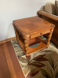Coffee table, 2 End tables, sofa table