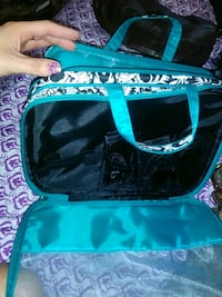 3 part Traveling cosmetics bag Wichita, 67211