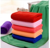 6-Pack Microfibre Cleaning Cloth - Multi-colour Toronto