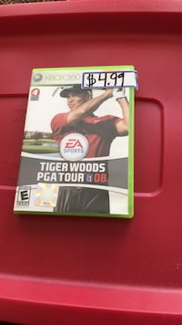 EA Sports Madden NFL 07 Xbox 360 game case Burlington, L7M