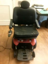 Used electric wheel chair