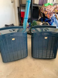 2 Hunter Argenus 30987 air purifiers Henderson, 89002